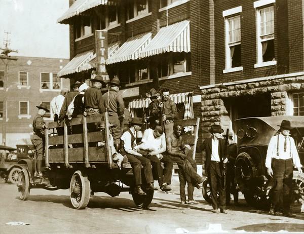 Tulsa, Oklahoma, race riots
