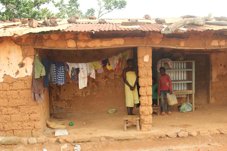 Traditional Home in neighborhood