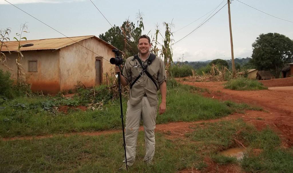 Peter in Cameroon