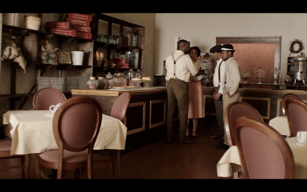 Final Design of Bakery in Film